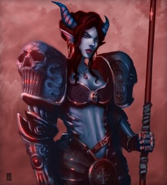Baroness Cathiria