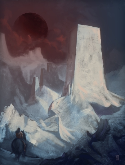 Mountains of the Lost Tribe