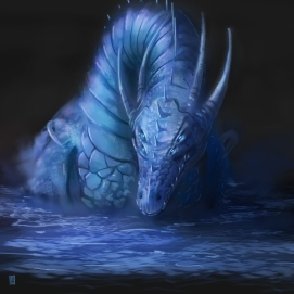 Dragon series - Blue Dragon