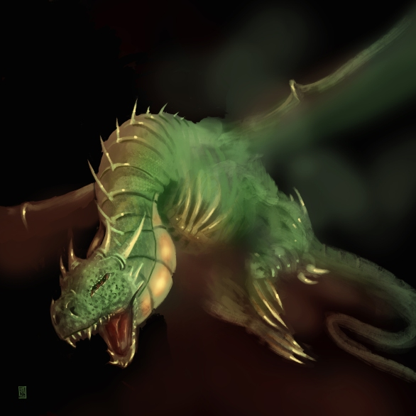 Dragon series - Green Dragon