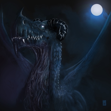 Dragon series - Black Dragon