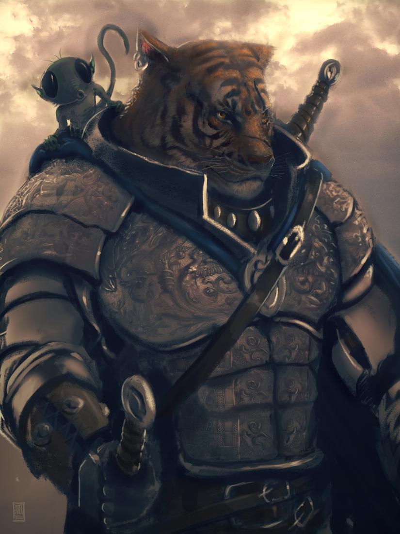 Tiger General